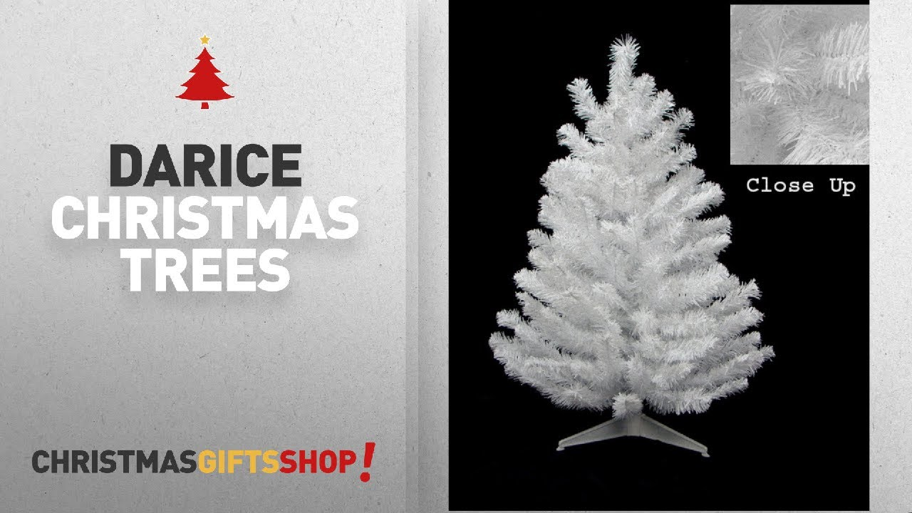 Christmas Trees By Darice: 2' Snow White Artificial