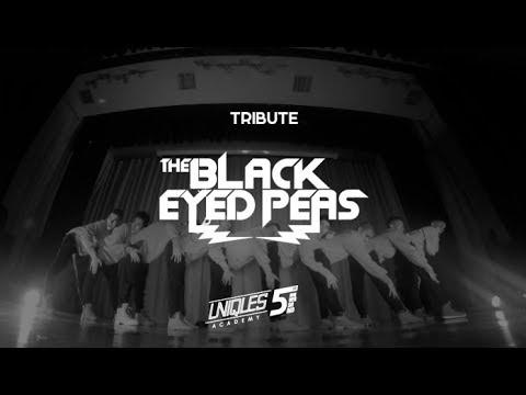 Black Eyed Peas Tribute - Uniques Academy (We Are Uniques event)