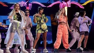 Little Mix Bounce Back Live at The Voice Kids UK 2019 The Final.mp3