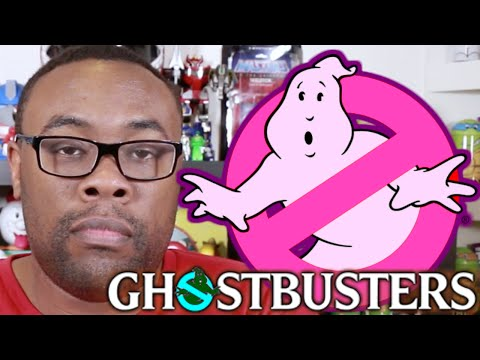 GHOSTBUSTERS Female Reboot Ruin Your Childhood? : Black Nerd