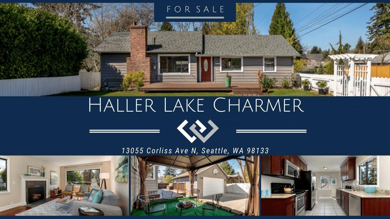 13055 Corliss Ave N Seattle WA 98133 MLS# 1590171 BrennerHill