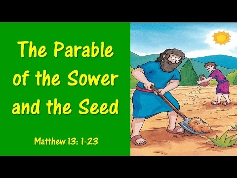 NT4 7 Parable of the Sower and the Seed