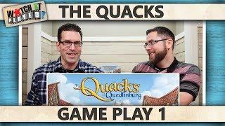 The Quacks of Quedlinburg - Game Play 1
