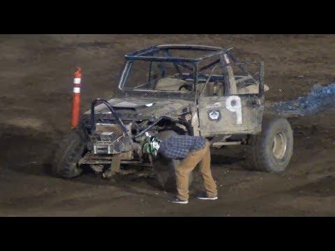 Tuff Trucks $500 to Win @ Skagit Speedway 2018