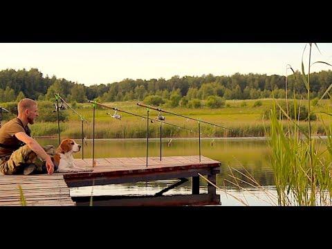 видео ловля на балансир с берега