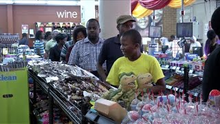 Shortages and worries over inflation stalk Zimbabwe