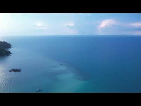 Bang tao beach with my dji air 2s drone in Phuket Thailand in May 2021