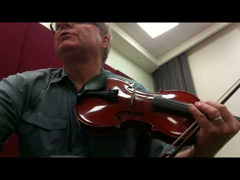 The Emerald Falcon by Richard Meyer 2nd violin part