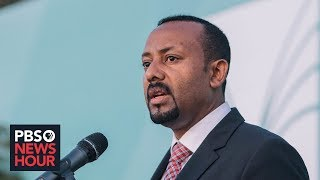 How Abiy Ahmed's background helped him broker Nobel-winning peace