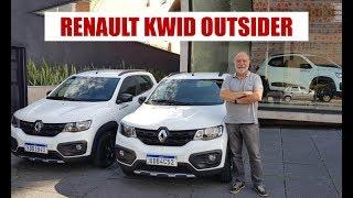 Renault Kwid Outsider - Primeiras Impressões do Emilio Camanzi