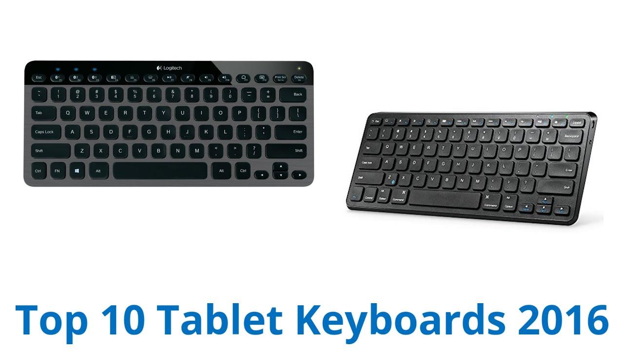 10 Best Tablet Keyboards 2016
