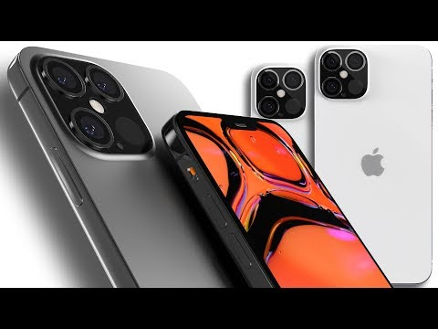 IPhone 12 Pro & IPhone 9 Plus Leaks! 3.1Ghz A14 & LiDAR!