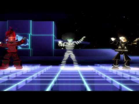 Scott Grooves Feat. Parliament / Funkadelic - Mothership Reconnection (Daft Punk Remix) (1080p HD)