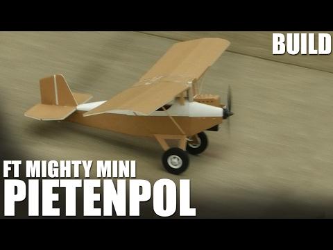 FT Pietenpol - Build | Flite Test