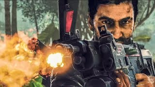 Just Cause 4 New Gameplay Trailer  Vehicles Tornado & Weapons 2018