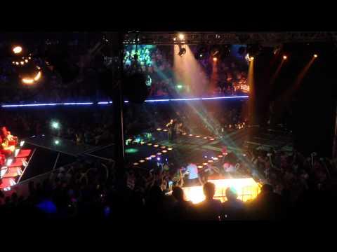 Bùi Anh Tuấn _ Hoang Mang _ Giọng hát việt 2012 Liveshow 3
