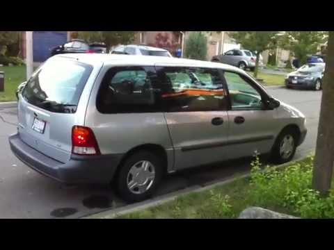 2002 ford windstar lx startup engine in depth tour youtube 2002 ford windstar lx startup engine
