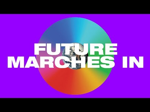 Future Marches In Lyric Video -- Hillsong UNITED