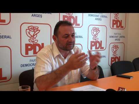 Catalin Teodorescu neaga existenta unei rebeliuni a primarilor PDL din Arges