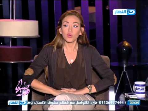#Sabaya_Elkher| #صبايا_الخير | ريهام سعيد ترد على مذيعة اون تى فى امانى الخياط - يعنى إية لوزعية
