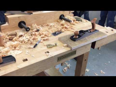 Lie-Nielsen Hand Tool Event - Chicago School of Woodworking 2017