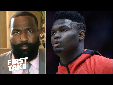 Zion 'belongs on the floor, period!' - Kendrick Perkins calls out the Pelicans | First Take
