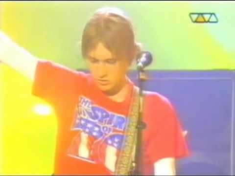 Silverchair - Ana's Song (Viva Comet Awards, 1999)
