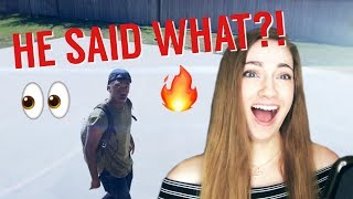 BOYFRIEND REACTITUP TEAM 10 CHANCE SUTTON DISS TRACK (OFFICIAL MUSIC VIDEO) REACTION