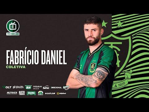 Entrevista Fabrício Daniel | TV Coelho