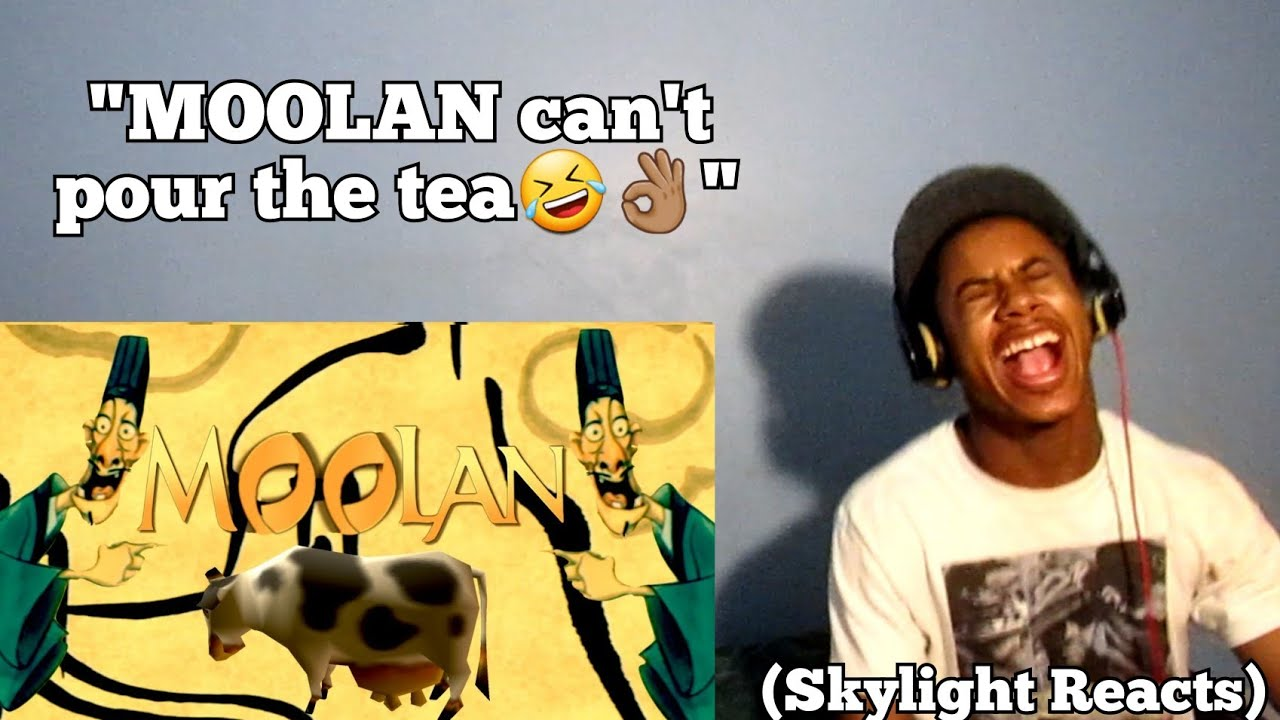 Download My Childhood Is Ruined Again XD   MOOLAN - YTP   (Skylight Reacts)