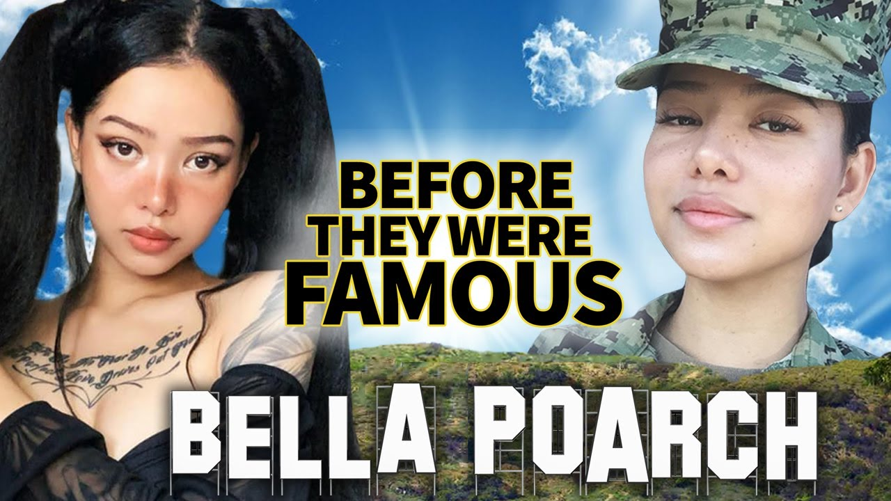Bella Poarch | Before They Were Famous | Real Name Taylor Nariee?