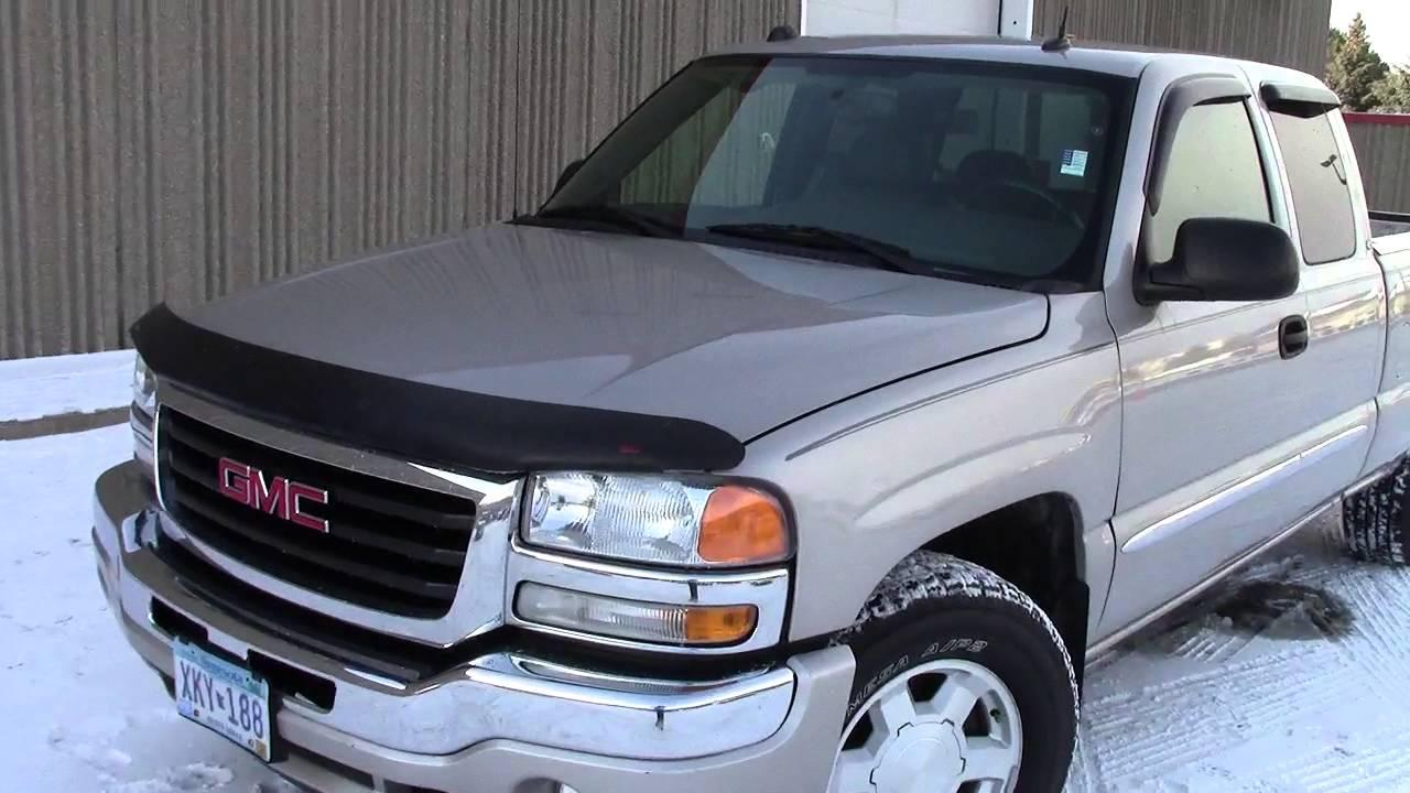 2005 gmc truck 4x4 [ 1280 x 720 Pixel ]