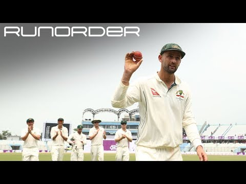 Runorder: Is Nathan Lyon the best overseas spinner in the subcontinent?