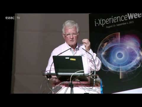 Jean-Loup Chrétien (space & dimensions) - i-Xperience Week 2015, ESSEC Global BBA