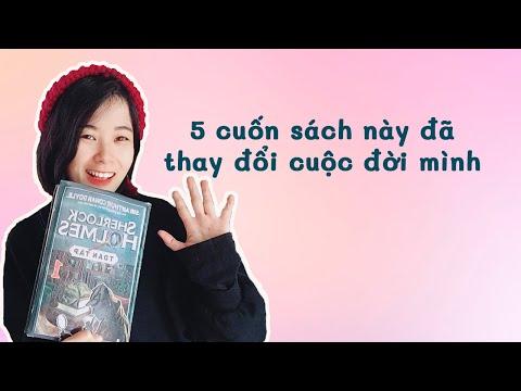 5 CUỐN SÁCH ĐÃ THAY ĐỔI CUỘC ĐỜI MÌNH - REVIEW SÁCH HAY   SUSAN TRAN
