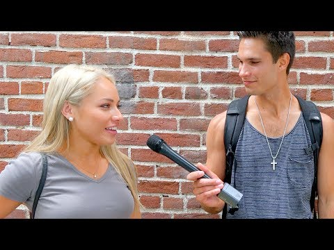 What Language Do You Find Most Attractive?   Street Interviews
