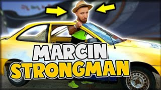MARCIN STRONGMAN - TRACKMANIA 2 STADIUM #104 /w Purposz