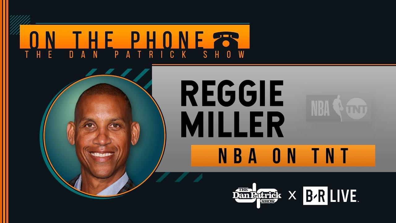 Reggie Miller Talks NBA All-Star Game & Slam Dunk Contest w/ Dan Patrick | Full Interview | 2/17/20