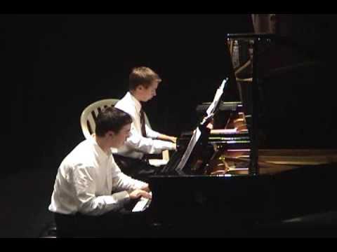 Rachmaninoff tarantella