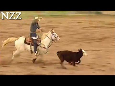 Der Aufstand der Cowboys - Dokumentation von NZZ Format (1996)