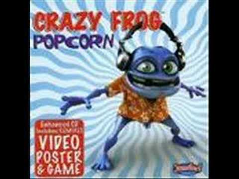 what is the crazy frog song called