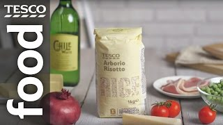 How To Cook Risotto The Easy Way | Tesco Food
