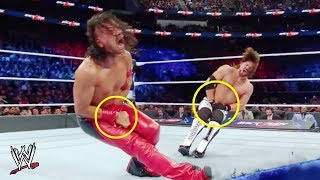 10 funniest wwe wrestling fails of 2018 wwe omg moments