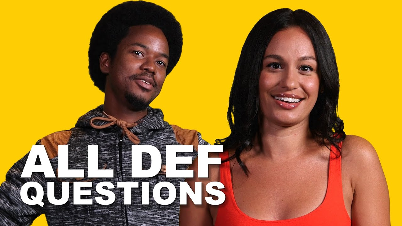 What Would You Do If The Internet Crashed Forever? | All Def Questions | All Def