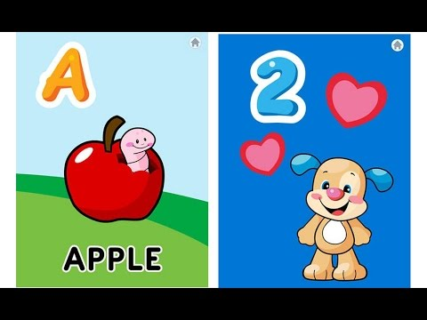 Laugh and Learn Learning Letters Puppy | Abc Song, 123, Shapes, Colors and Fun Songs & Rhymes