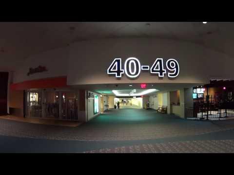 A walkthrough tour of Gates 40-49 (Airside 3) at Orando Int'l Airport (MCO)