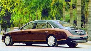 1997 Maybach Concept Car