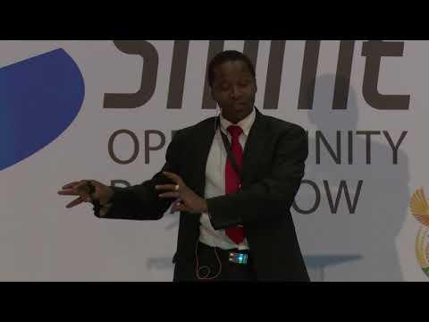 Dr Mthuthuzeli Zamxaka, Science Communicator: Nanotechnology & Hydrogen SA Public Engagement