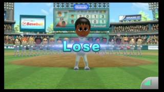 Wii Sports Club Highlight - Probably The Worst Way to End The Game