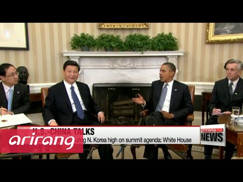 N. Korea key topic for Obama-Xi summit
